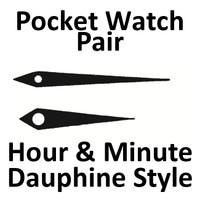 HANDS - POCKET WATCH-HOUR AND MINUTE - DAUPHINE.jpeg