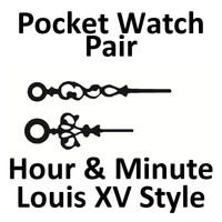HANDS - POCKET WATCH-HOUR AND MINUTE - LOUIS XV.jpeg