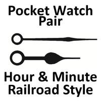 HANDS - POCKET WATCH-HOUR AND MINUTE - RAILROAD.jpeg
