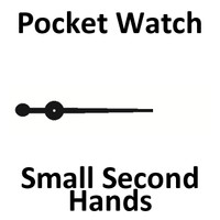 HANDS - POCKET WATCH-SMALL SECOND.jpeg